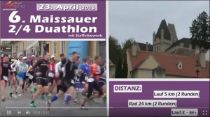 Logo Duathlon Video